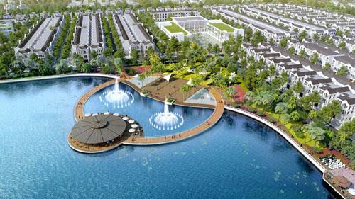 Vinhomes Riverside nhận giải thưởng 'Khu đô thị tốt nhất Việt Nam'