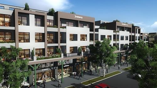 Gami Group ra mắt shophouse và mini hotel Tuần Châu Marina