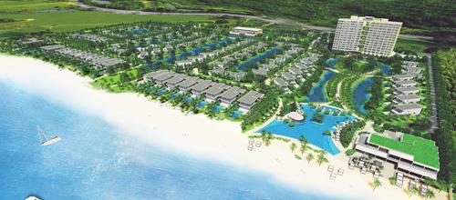 Mặt tiền biển tác động giá trị bất động sản nghỉ dưỡng biển
