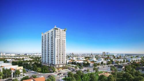 Phân khúc căn hộ tầm trung tại khu Tây Sài Gòn hút khách