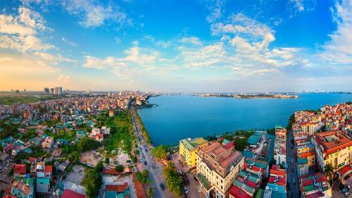 Bất động sản Hồ Tây thu hút khách nước ngoài