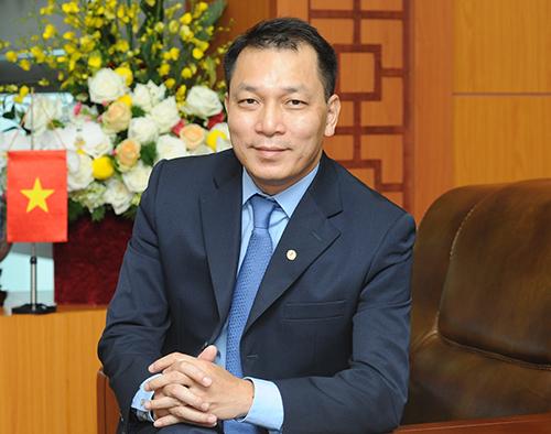 Ông Đặng Hoàng An - tân Thứ trưởng Bộ Công Thương.