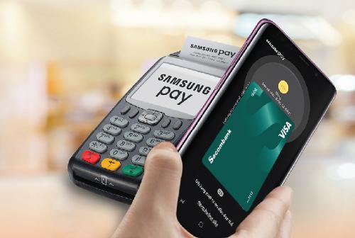Cơ hội nhận Galaxy Note 8 khi thanh toán qua Samsung Pay - ảnh 1