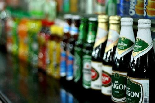 Ngành bia đang tăng trưởng trên 5% một năm.