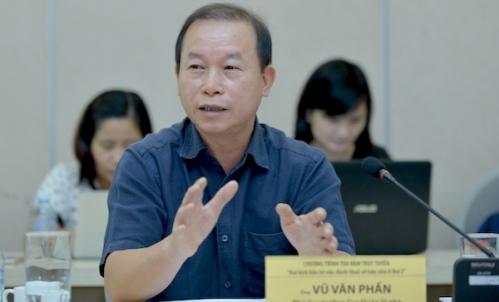 Ông Vũ Văn Phấn, Phó cục trưởng Cục Quản lý Nhà và thị trường bất động sản. Ảnh: Diễn đàn doanh nghiệp