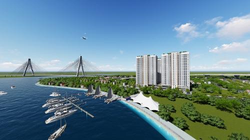 Nhiều dự án căn hộ chào bán tại Biên Hòa nửa đầu năm 2018