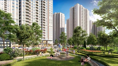 M2 là toà tháp căn hộ có vị trí đẹp nhất tại dự án Mipec City View.