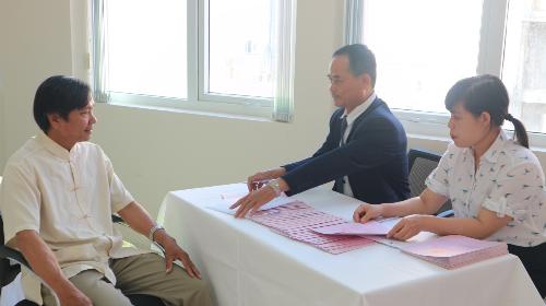 Vicoland tiếp tục trao sổ hồng nhà ở xã hội tại Huế và Đà Nẵng
