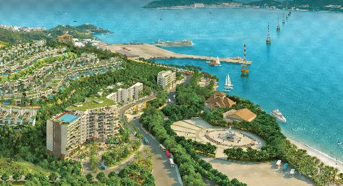 Biệt thự triệu đô sang trọng tại Nha Trang dành cho giới thượng lưu
