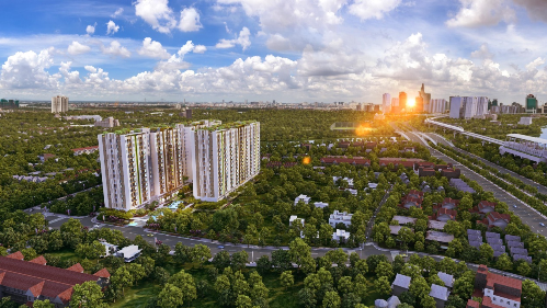 'Khu đô thị sáng tạo' hứa hẹn tác động giá địa ốc khu Đông