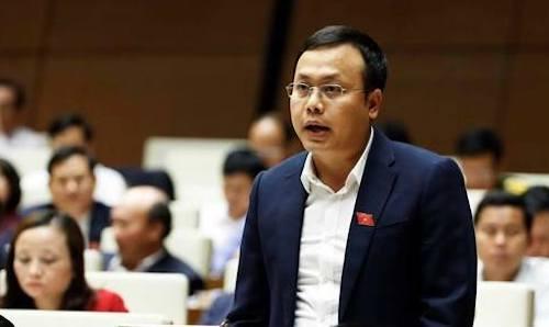 Ông Phạm Quang Thanh - đại biểu Quốc hội Hà Nội. Ảnh: QH