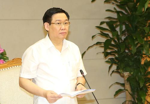 Phó thủ tướng: Nhiều Bộ xin bằng được dự án, khi có lại không làm