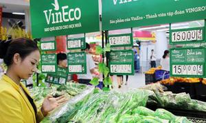 Nông nghiệp sạch nhìn từ khu vườn VinEco đến chuỗi siêu thị Vinmart