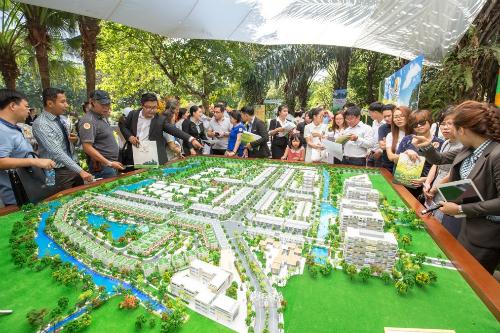 Phú Long mở bán 100 biệt thự đẹp nhất Dragon Village