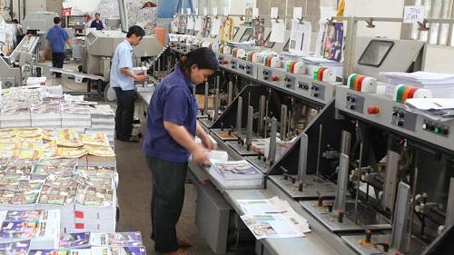Cổ phiếu In Trần Phú hút khách nhờ đất vàng