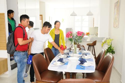 Thăng Long Home - Hiệp Phước bàn giao vào nửa cuối năm 2018
