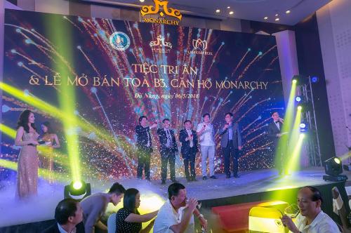 Mở bán block B3 đẹp nhất dự án căn hộ nghỉ dưỡng Monarchy Đà Nẵng