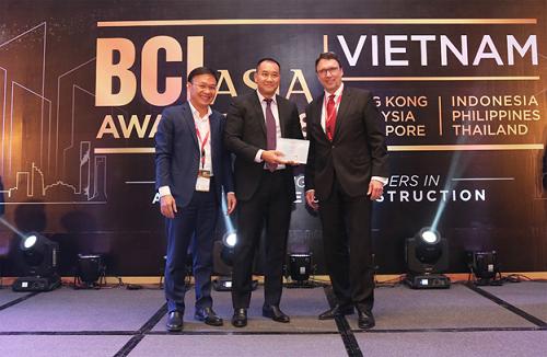 Đất Xanh tiếp tục vào top 10 chủ đầu tư hàng đầu Việt Nam