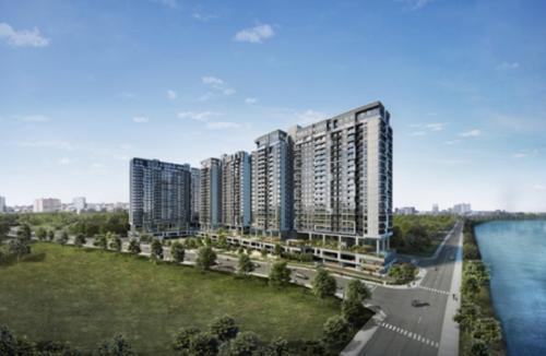 Nhà đầu tư Singapore khởi công dự án căn hộ cao cấp One Verandah