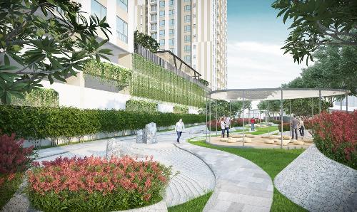 Gem Riverside hướng đến không gian sống xanh