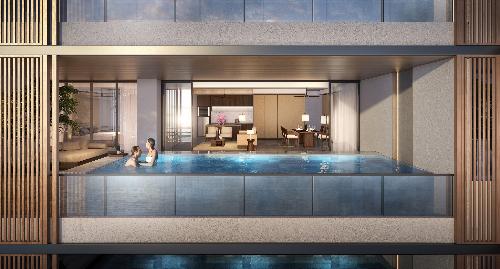 Dự án Regent Residences Phu Quoc hút giới thượng lưu