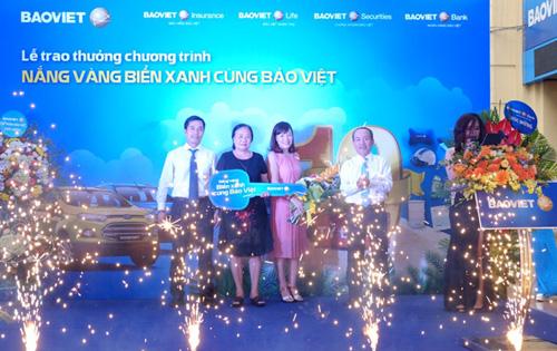 Tập đoàn Bảo Việt dành 15 tỷ đồng tri ân khách hàng