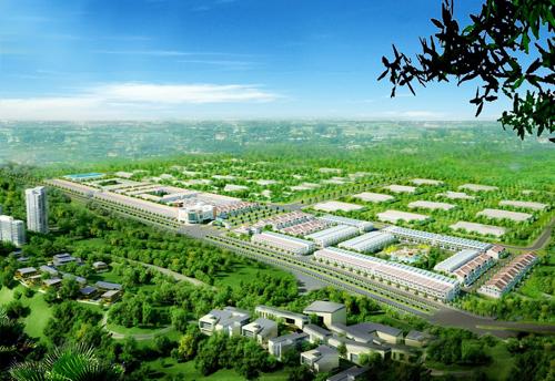 Gia Phát phân phối giai đoạn hai dự án Western City