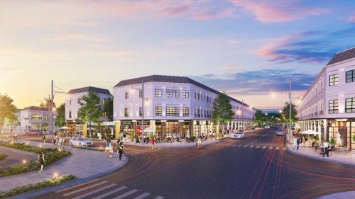 Những công trình giao thông tạo đà phát triển địa ốc Nhơn Trạch