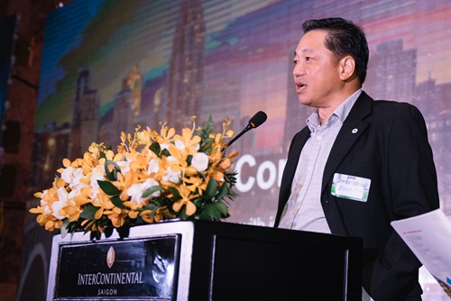 Mr. Eu Boon Hoe - General Manager Distribution, Asia P&D Building Technologies & Solutions at Johnson Controls  Johnson Controls introduces YZ chiller