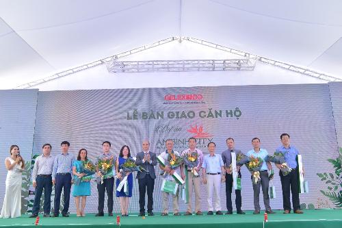 Lễ bàn giao căn hộ An Bình City cho khách hàng diễn ra vào 26/5.