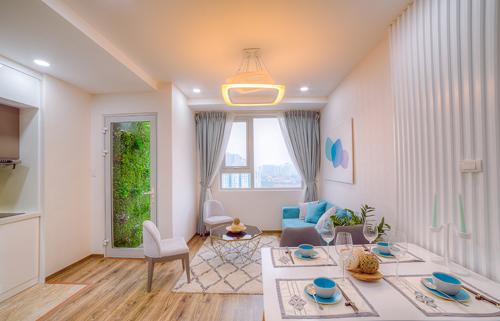 Mua căn hộ Ecolife Capitol thanh toán 50% nhận nhà ngay