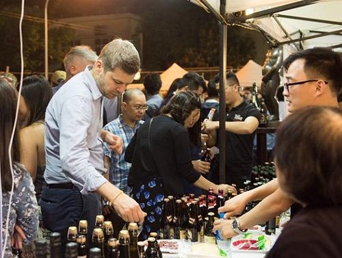 Bia Bỉ tìm hướng phát triển tại Việt Nam