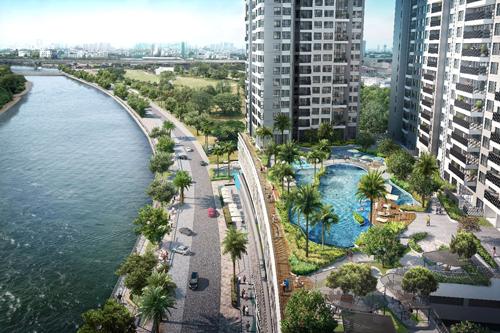 Sở hữu căn hộ The View - Riviera Point nhận ưu đãi đến 500 triệu