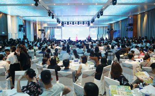 Lễ giới thiệu dự án Sentosa Riverside 2 thu hút hơn 500 khách tham dự