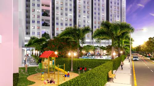 Căn hộ Marina Riverside phía Bắc Sài Gòn cho người trẻ