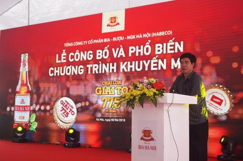 Bia Hà Nội chi hàng trăm tỷ đồng để kích cầu tiêu dùng