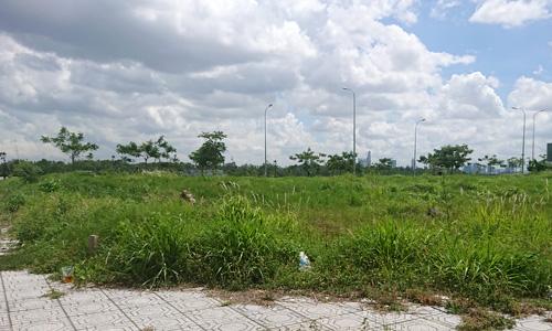 Đất nền khu Đông TP HCM. Ảnh: Vũ Lê