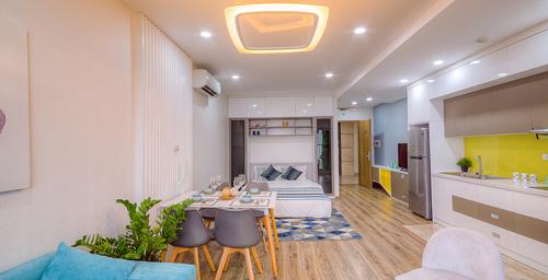 Trả trước 600 triệu nhận căn hộ ở ngay tại Hà Nội
