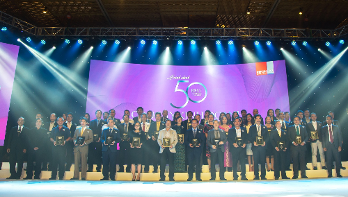 Đất Xanh dẫn đầu top doanh nghiệp địa ốc kinh doanh hiệu quả