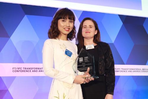 Capital House nhận giải thưởng quốc tế về công trình xanh