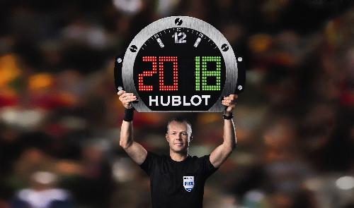 Đồng hồ xa xỉ Hublot mở pop up tại TP HCM chào đón World Cup