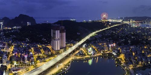 6 điểm nhấn của dự án căn hộ dịch vụ Ha Long Bay View