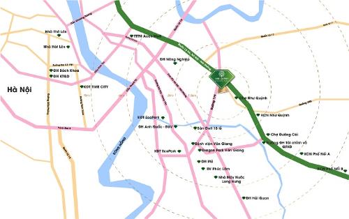 Dự án ven đô Như Quỳnh Diamond Park ra mắt thị trường