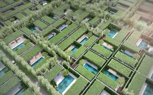 Biệt thự theo xu hướng xanh của Wyndham Group