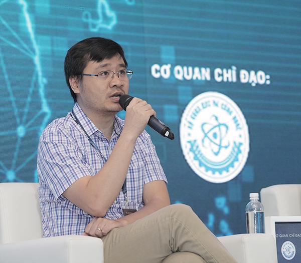 Ông Vương Quang Long - Sáng lập và Giám đốc của Tomochain
