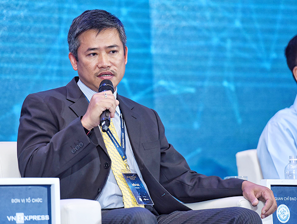Ông Đàm Bạch Dương phát biểu về đề án 844.