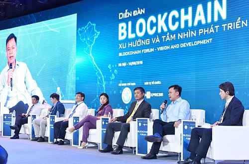 Các Bộ, ngành nói gì về hành lang pháp lý cho Blockchain?