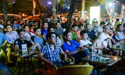 VTV: Quán cà phê được chiếu World Cup miễn phí, không cần xin phép FIFA
