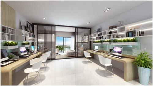 6 lý do căn hộ văn phòng Soho D'.Capitale hút khách