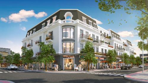 Vincom Retail ra mắt Vincom Shophouse Sa Đéc